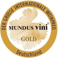 MUNDUS VINI GOLD MEDAL AplauZ Premium Cabernet Sauvignon 2013