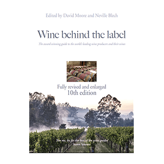 Villa Melnik in WINE BEHIND THE LABEL,  World's Best Wine Guidebook